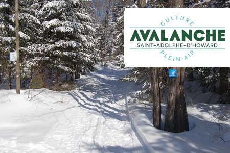 Centre Plein Air St-Adolphe-d'Howard - Sentiers et informations