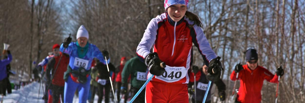 Ski de fond pour toutes les âges