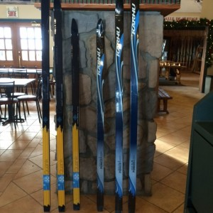 Skis touring à vendre-lot-